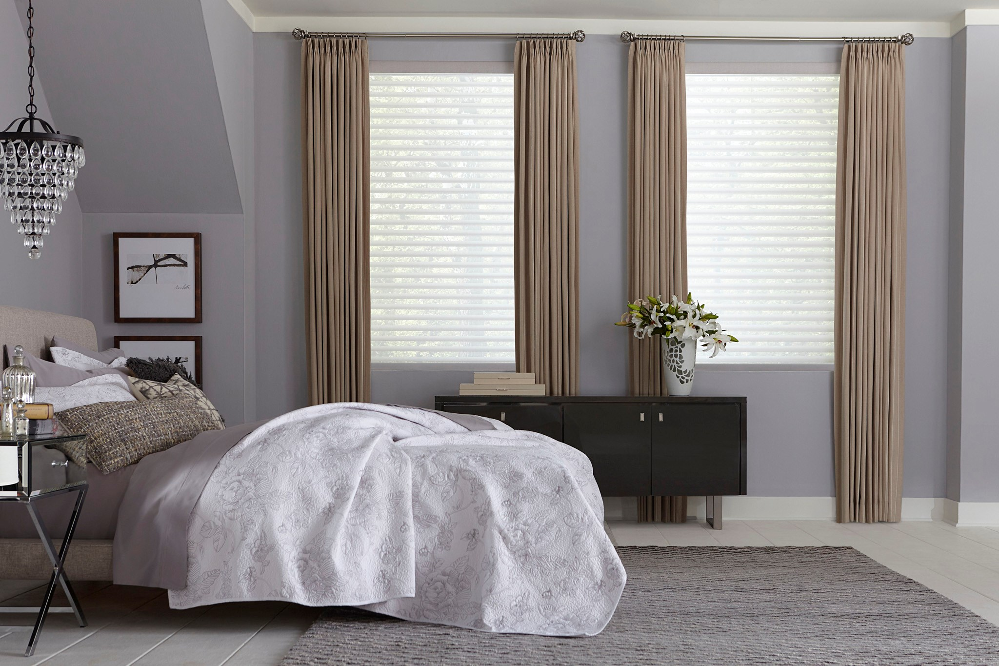 Blinds.com: Light Filtering Sheer Shade