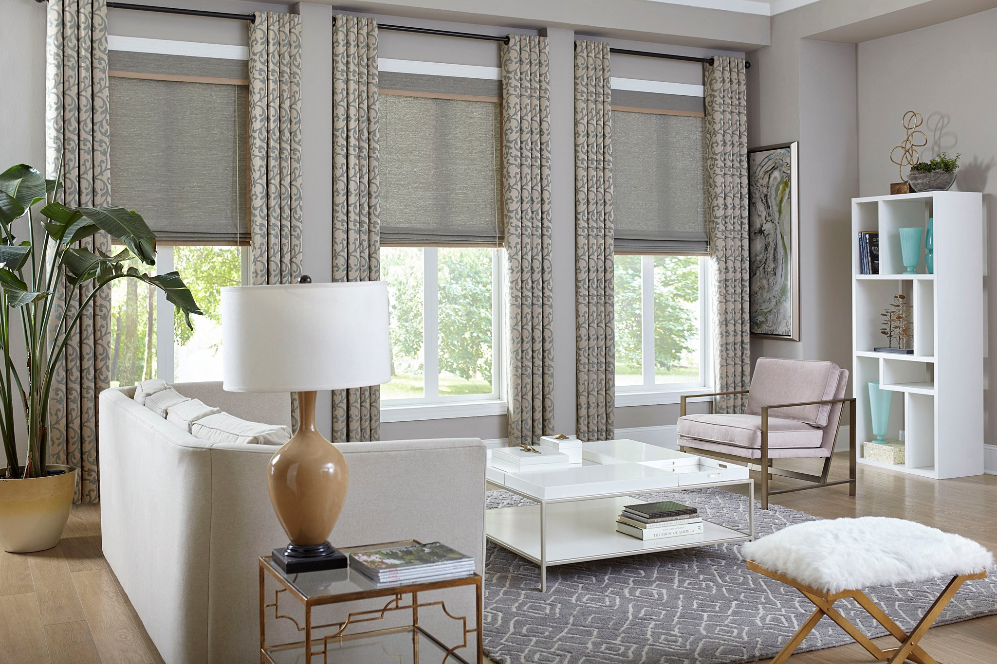 Blinds.com:  Easy Grommet Drapery