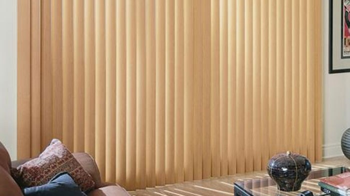 Blinds.com:  Faux Wood Vertical Blind