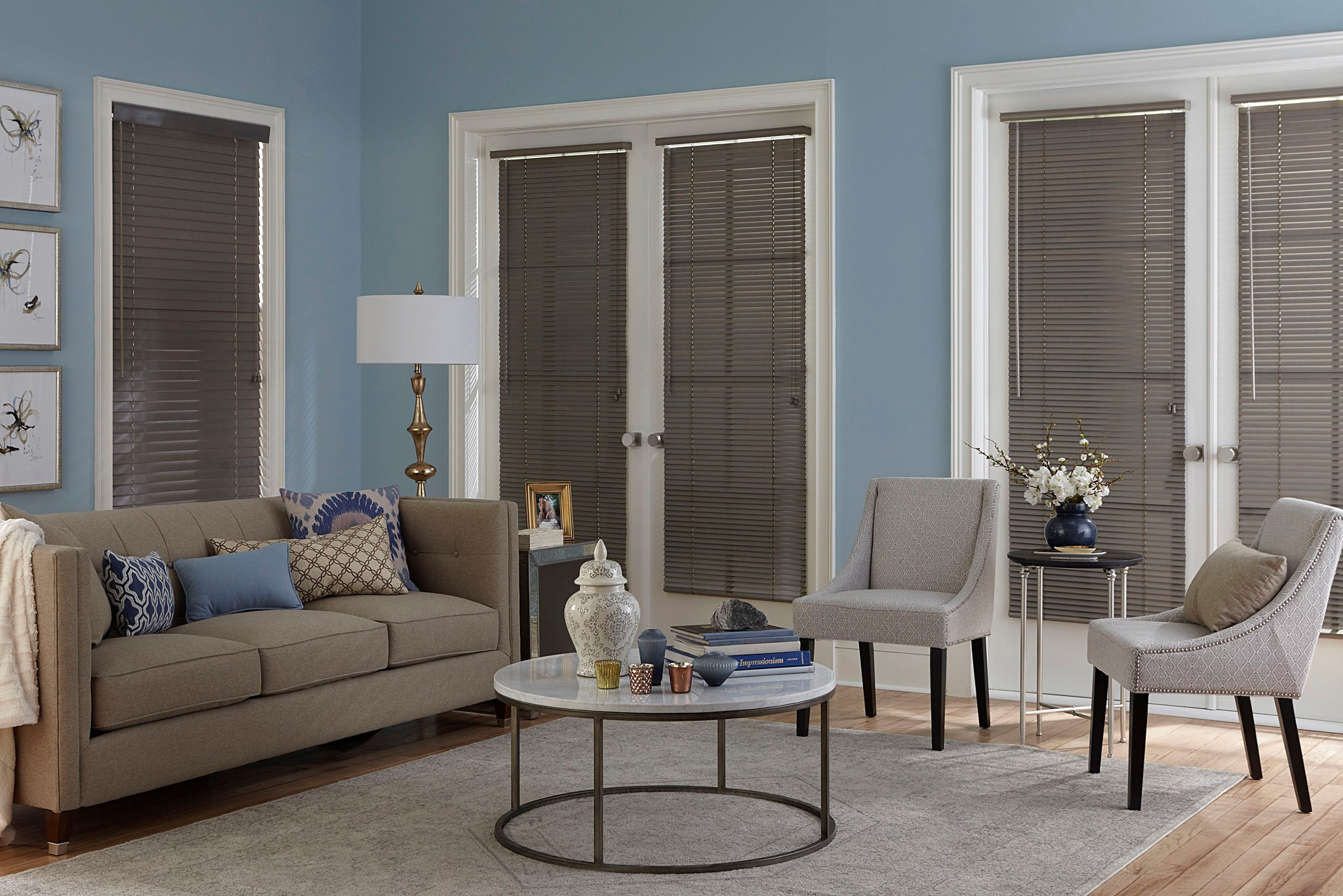 "Blinds.com:  1"" Signature Wood Blind"