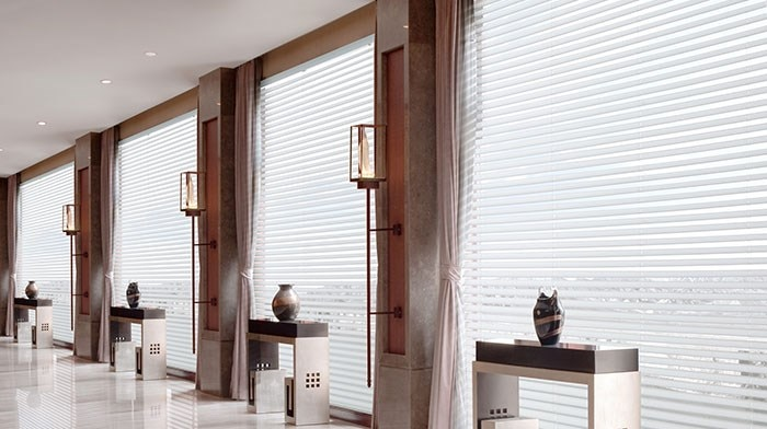 "Blinds.com:  2 1/2"" Light Filtering Fabric Blind"