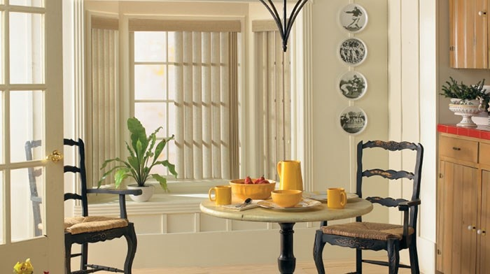 Levolor:  Vinyl Vertical Blind