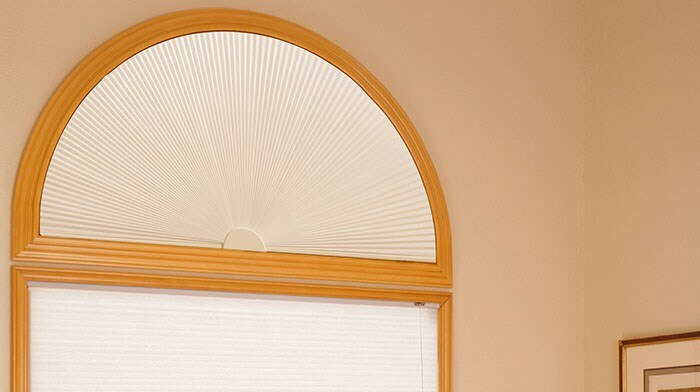 Blinds.com:  Blackout Cellular Arch