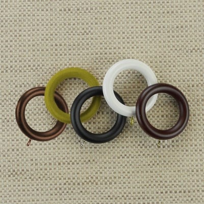 Blinds.com: Wood Eyelet Ring