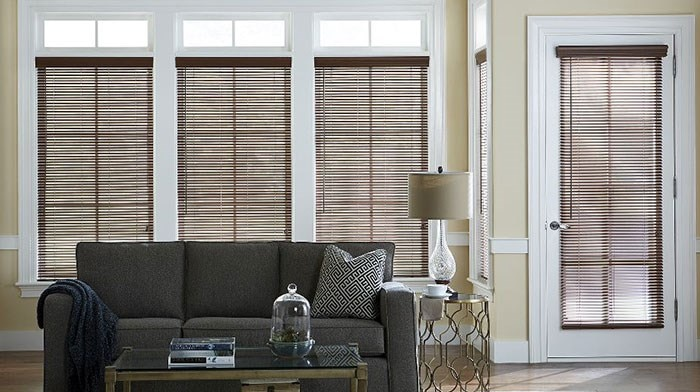 "Blinds.com: 1"" Faux Wood Blind"