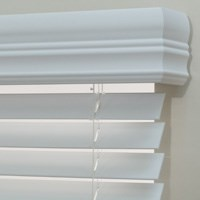 "Blinds.com: 1 1/2"" Cordless Faux Wood Blind"