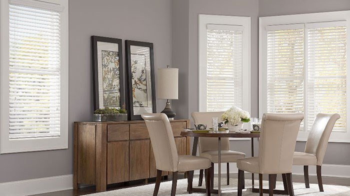"Blinds.com:  2"" Economy Faux Wood Blind"