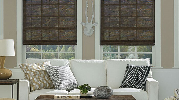 Blinds.com:  Designer Woven Wood Shade
