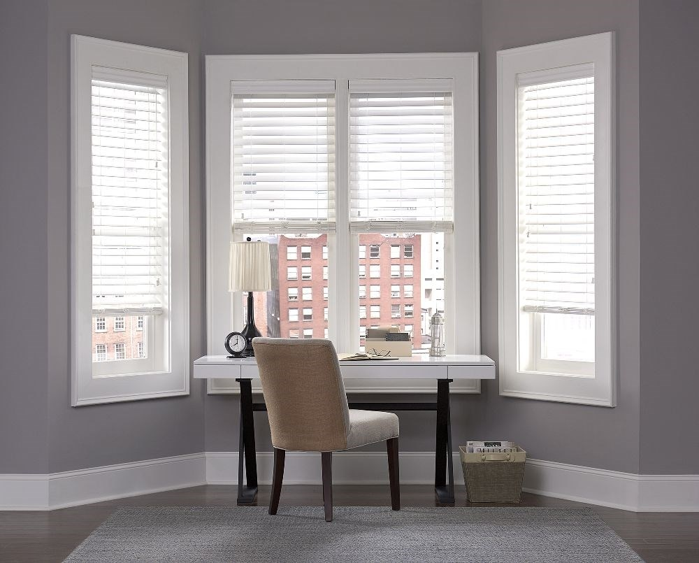 "Blinds.com: 2 1/2"" Faux Wood Blind"