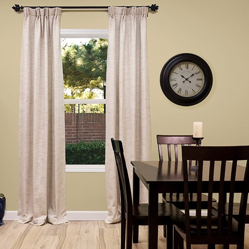 Blinds.com: Premier French Pleat Drapery
