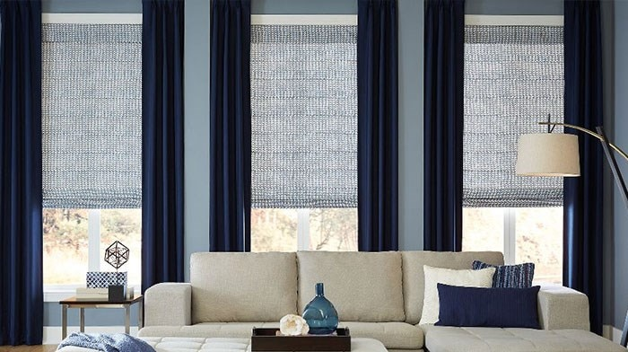 Blinds.com:  Easy Classic Pleat Drapery