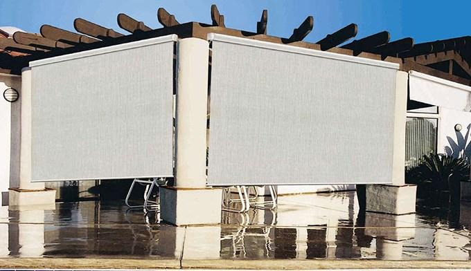 coolaroo outdoor sun shade. Black Bedroom Furniture Sets. Home Design Ideas