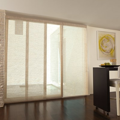 Levolor fabric sliding panel blinds product planetlyrics Image collections