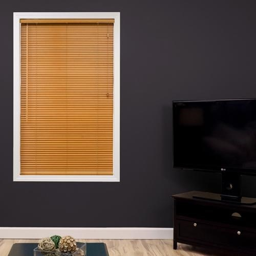 "1"" Signature Wood Blind"