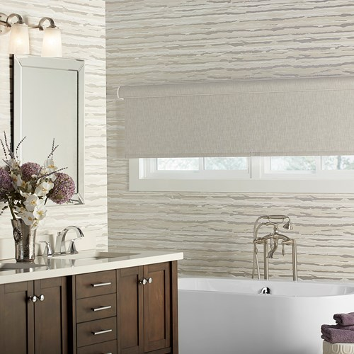 Premium Natural Blackout Roller Shade