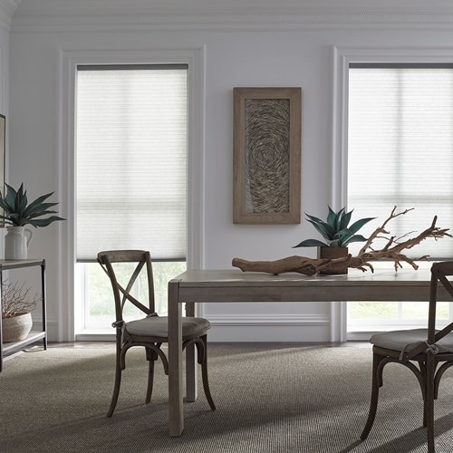 Blinds.com Light Filtering Cellular Shade with Cord Loop Lift