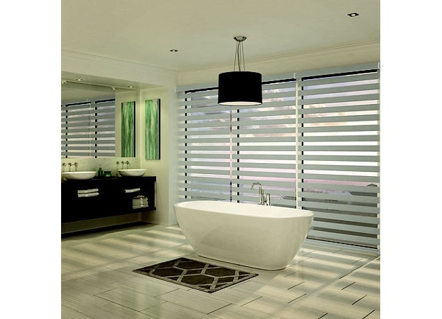 Banded Shades Blinds Com