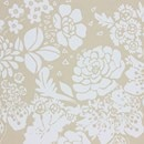 Color Sample - Trellis White Rose 0051