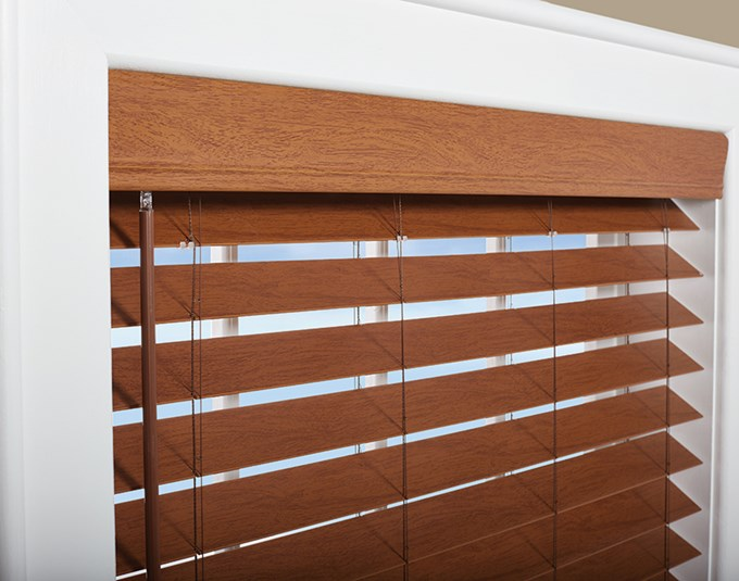 Levolor Visions 2 Quot Faux Wood Blinds Blinds Com