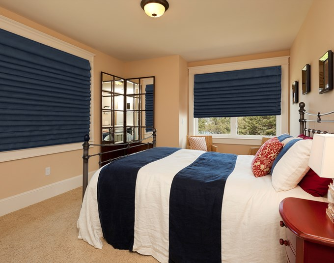 Signature Roman Shade Blinds Gorgeous Roman Blinds Bedroom Collection