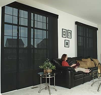Sheerweave Sliding Panels Blinds Com Brand Blinds Com