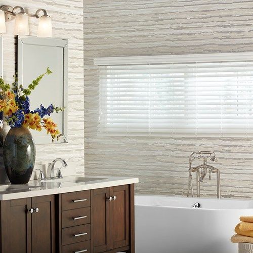 "2"" Classic Faux Wood Blinds"