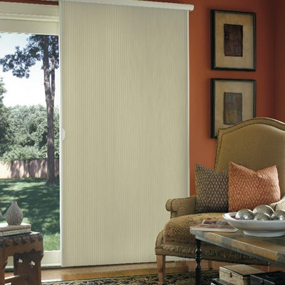 Vertical Wood Blinds