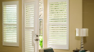 Plantation Shutters Interior Wood Faux Wood Shutters