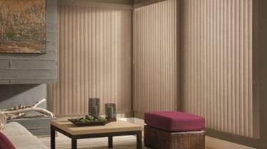 Bali Vertical Blind Fabric