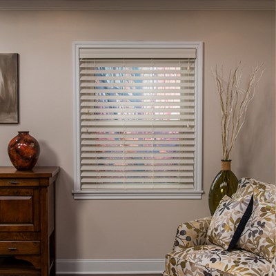 Ultimate 2 1 2 Quot Faux Wood Blinds Fauxwood Blinds