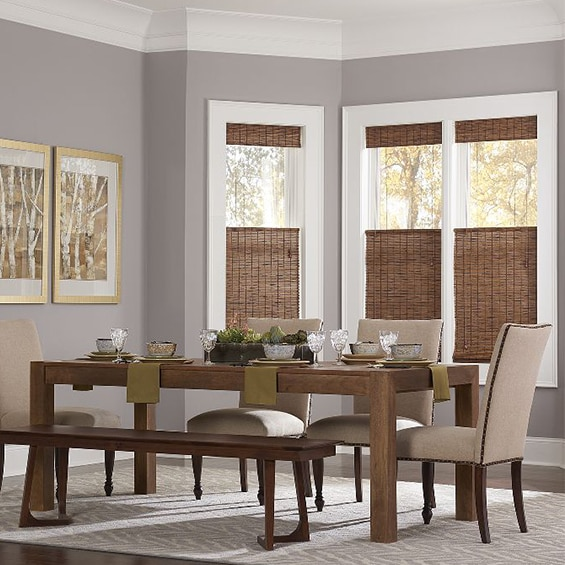 Blinds.com Woven Wood Shade