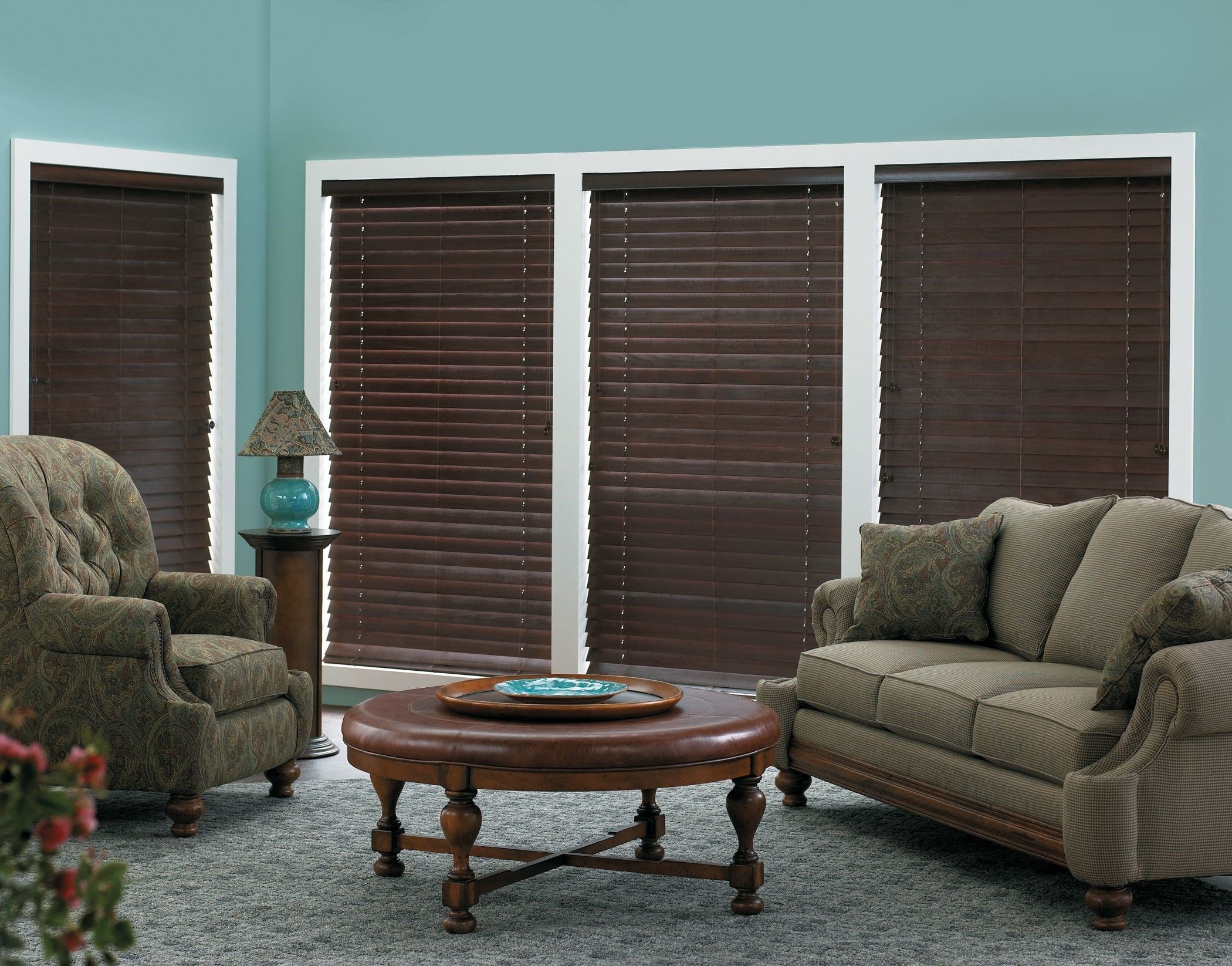 "2 1/2"" Northern Heights Wood Blind"