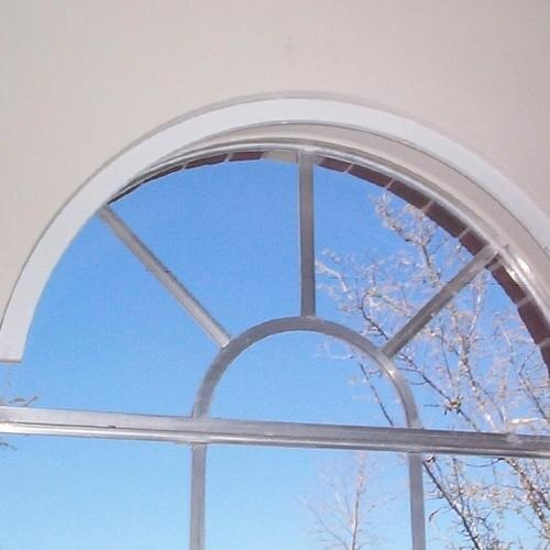 Custom Composite Wood Arch