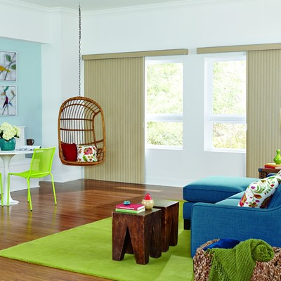 Bali Crowned Vinyl Verticals Blinds Com