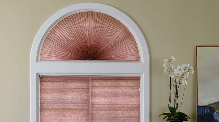 Arch Window Shade Shop Arched Window Treatments Blindscom