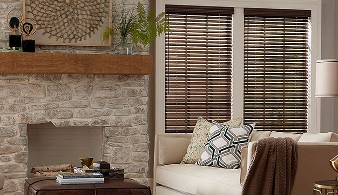 2 Quot Deluxe Wood Blinds Blinds Com