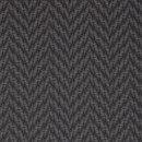 Color Sample - Solar Screen Herringbone Charcoal 10433371