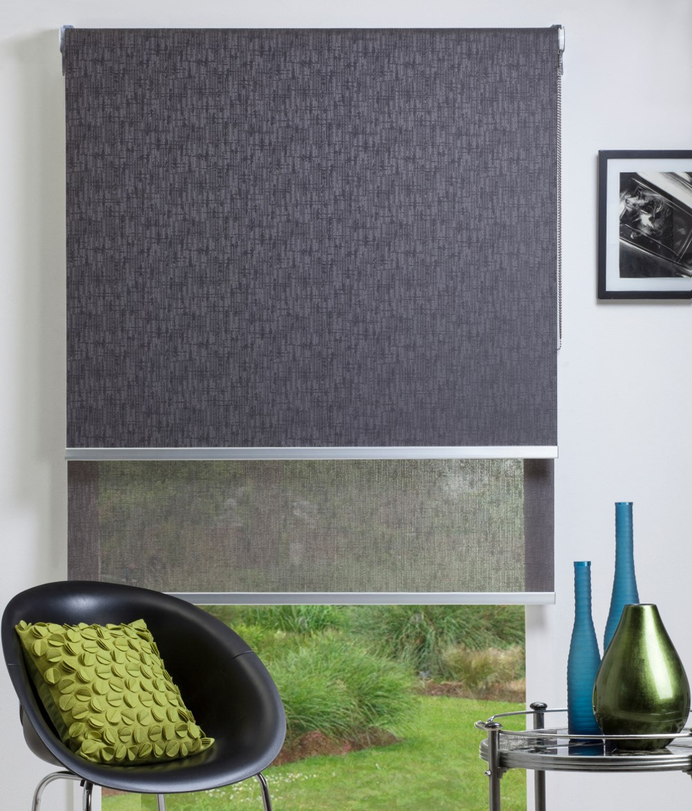 Signature Natural Blackout Roller Shade