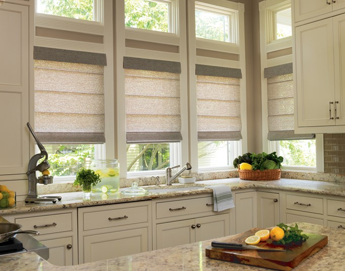 Arched Window Treatments Kitchen