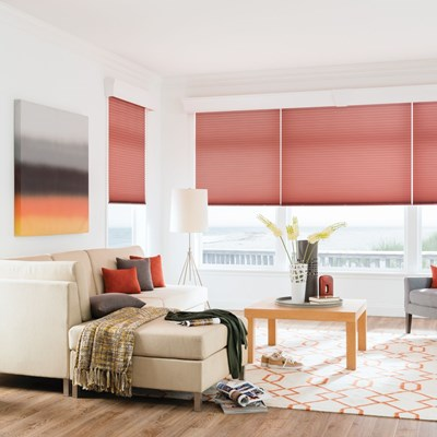 Bali DiamondCell Cellular Shades - Northern Lights, Storm, Illusion ...