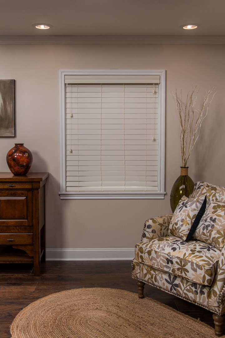 "2 1/2"" Ultimate Faux Wood Blind"