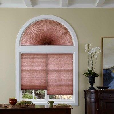 signature light filtering honeycomb shades. Black Bedroom Furniture Sets. Home Design Ideas