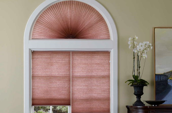 Signature Light Filtering Honeycomb Shades | Blinds.com
