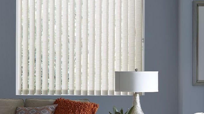 crown vertical l bay hampton blinds x alabaster in for door blind patio w p