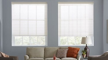 blinds for living room. Blinds com Radiance Light Filtering Sheer Shade Motorized  Shades Easy Open Close