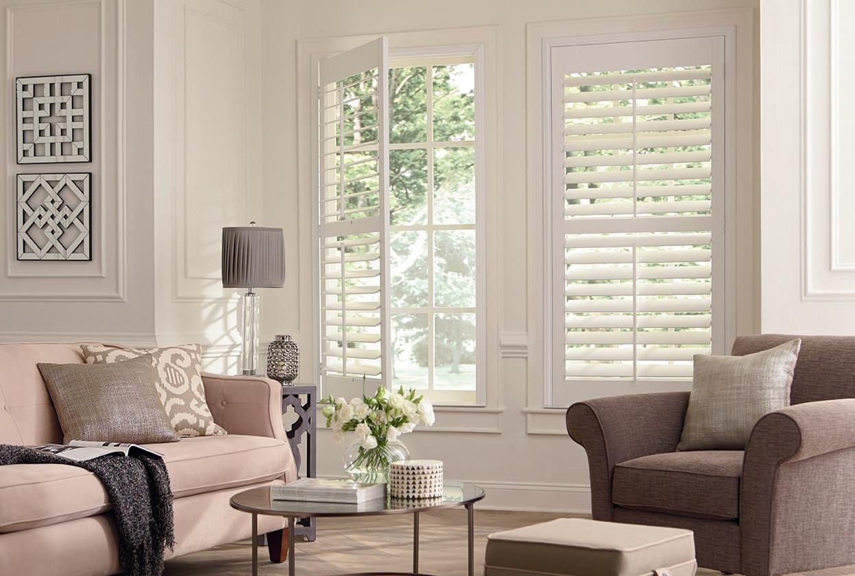 Premium wood shutter blinds ™
