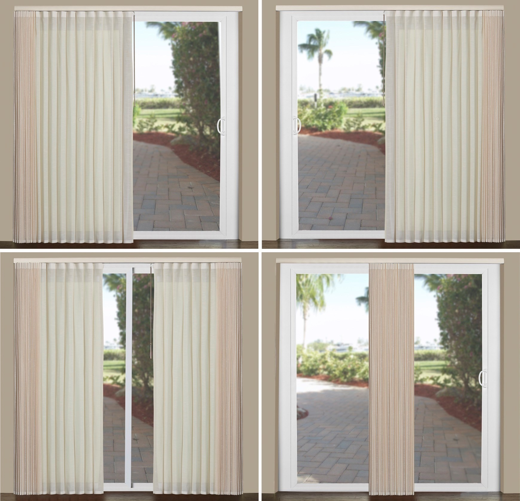 Vinyl Vertical Blind