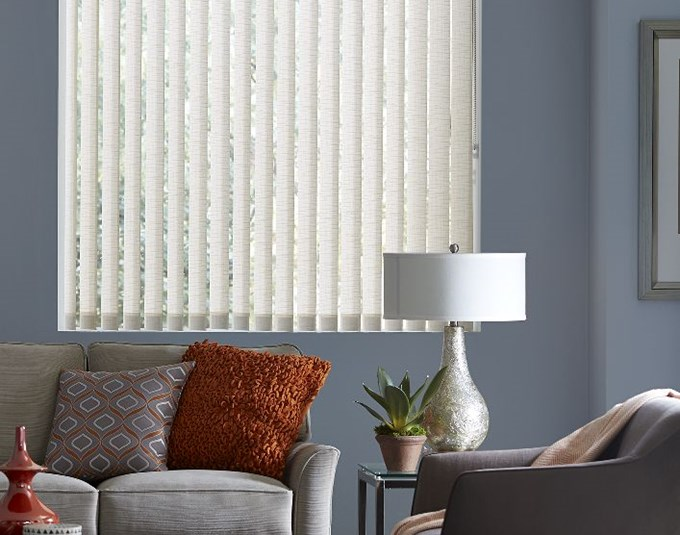 Fabric Vertical Blinds Blindscom