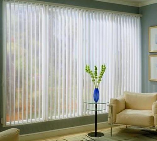 Blinds Com Brand Faux Wood Vertical Blinds Blinds Com