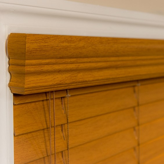 "2"" Economy Faux Wood Blind"